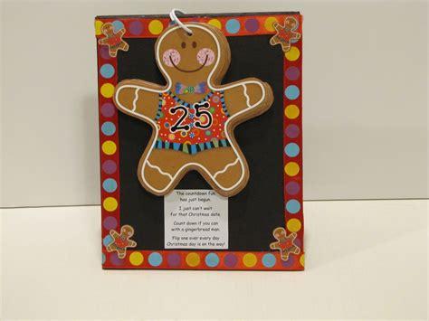 Gingerbread Man Countdown