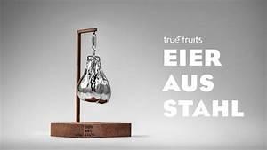 True Fruits - Eier Aus Stahl Award