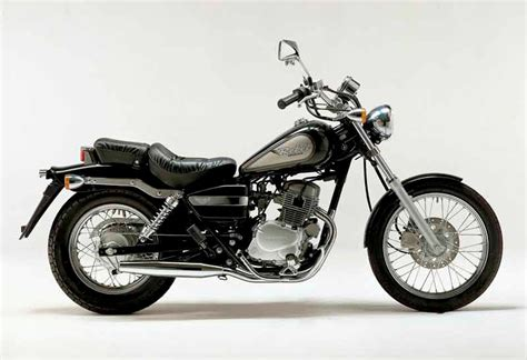 Honda Ca125 Rebel (1995-1999) Review