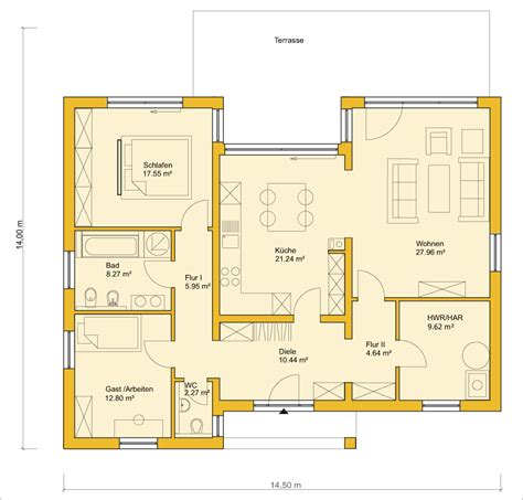 grundriss bungalow 120 qm bungalow grundriss 120 qm amuda me