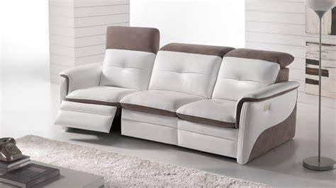 Canapé Italien - amalia home cinéma relaxation électrique personnalisable