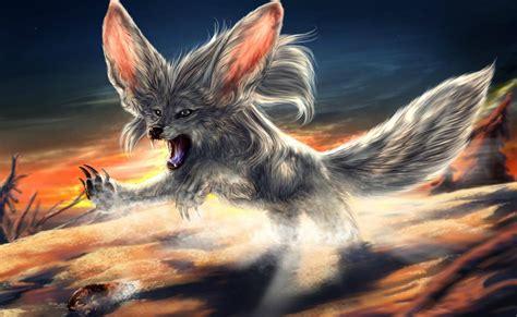 animal fantasy wallpaper hd