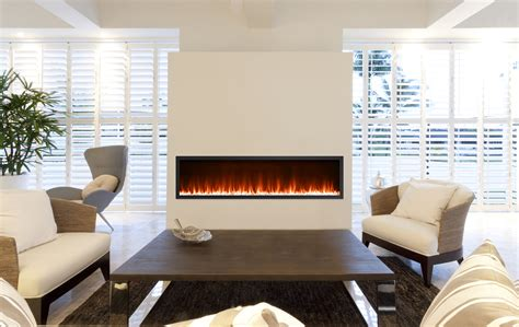kennedy linear electric fireplace northwest stoves