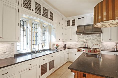 kitchen    english tudor residence architect magazine