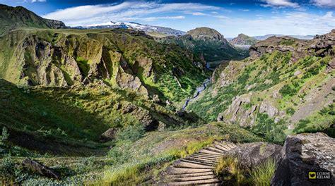 Fimmvorduhals Trek 2 Day Volcano Hiking Highland Tour