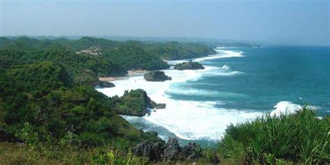 pantai  pulau jawa  dikaitkan  kanjeng ratu