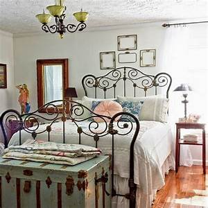 Vintage, Bedroom, Decorating, Ideas, And, Photos