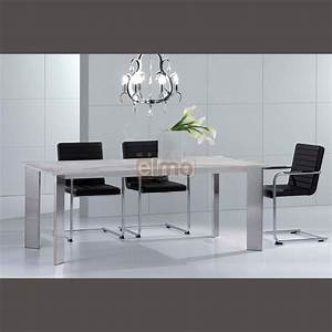 stunning table salle a manger marbre design contemporary With table salle a manger
