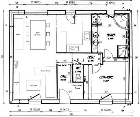 plan maison cuisine ouverte best plan maison cuisine ouverte pictures amazing house