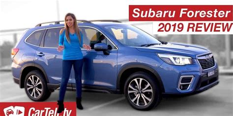 subaru forester review australia cartelltv