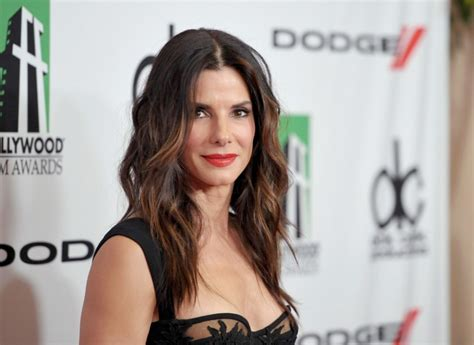 foto de Sandra Bullock came face to face with stalker outside her