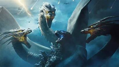 Godzilla 4k Monsters King Wallpapers Movies Poster