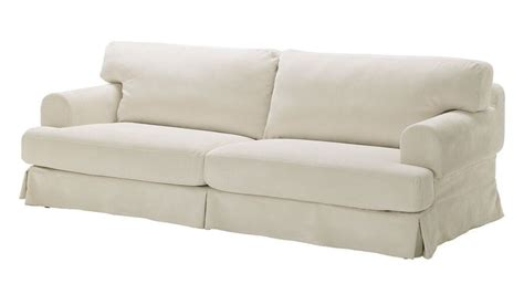 Slipcover For Sleeper Sofa by Ikea Hovas 3 Seat Sofa Slipcover Graddo White