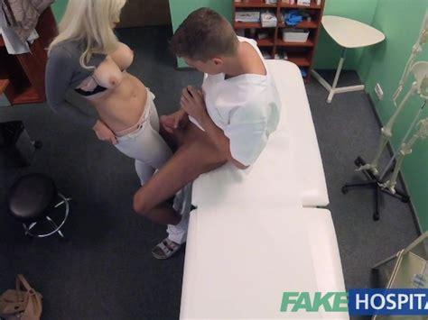 Fake Hospital Hot Italian Babe With Big Tits Has Intense