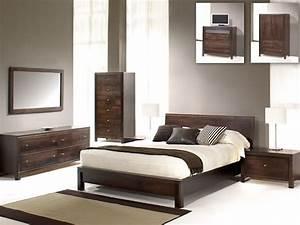 Modele De Chambre A Coucher Moderne : chambres a denis et fils ~ Melissatoandfro.com Idées de Décoration