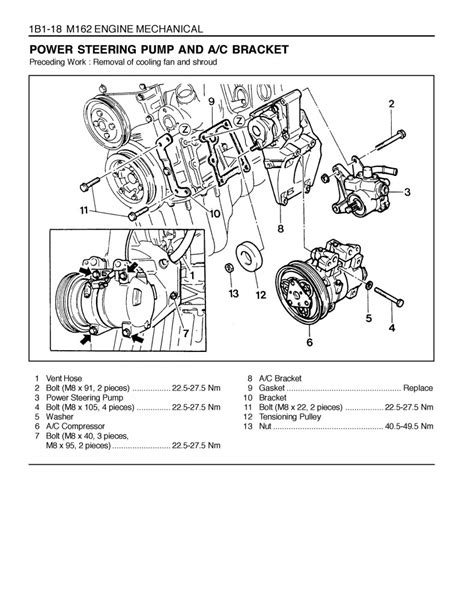 ssangyong korando workshop service repair manual    pages searchable printable