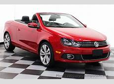 2013 Used Volkswagen Eos CERTIFIED 20T LUXURY CONVERTIBLE