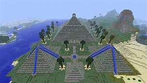 Mayan Civilization Minecraft Project