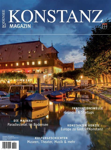 konstanz magazin   marketing und tourismus konstanz