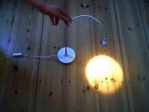 Ikea Led Leuchtmittel : ikea tischleuchte jansj mit led leuchtmittel youtube ~ Orissabook.com Haus und Dekorationen