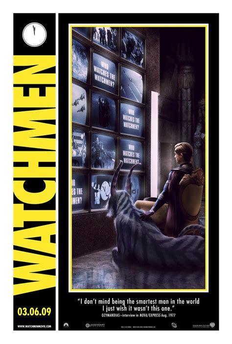 watchmen    extra large  poster image imp
