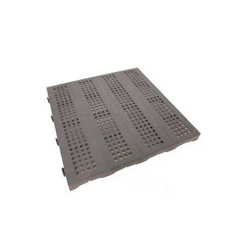 mattonelle per terrazzo piastrella in plastica per pavimentazione drenante per