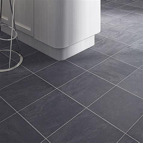leggiero silver blue slate effect laminate flooring