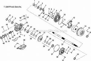 Polaris A05pb20aa Parts List And Diagram