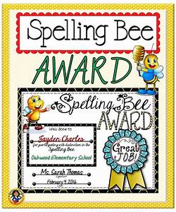 spelling bee invitation template - spelling bee certificate template free download clipart best