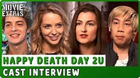 HAPPY DEATH DAY 2U   On-set Interview with Cast - YouTube