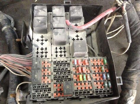 2006 Dt466 Fuse Box Location by 2006 International 8600 Fuse Box For Sale Council Bluffs