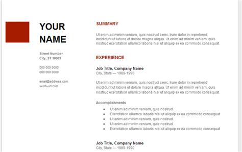 Free Resume Templates Doc Doc Resume Template Getessay Biz