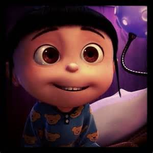 Despicable Me Agnes