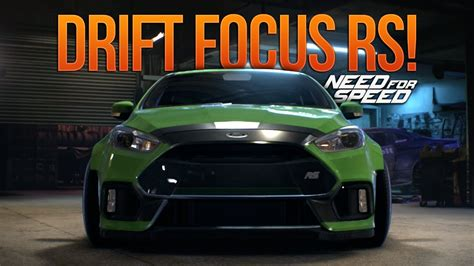 Drift Ford Focus by Need For Speed 2015 Ford Focus Rs Drift Build Nfs
