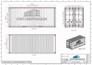12 Fuß Container : container zeichnung download datenblatt 2d 3d cad pdf dwg stp ~ Sanjose-hotels-ca.com Haus und Dekorationen