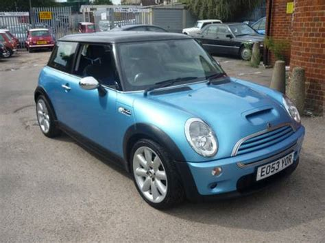 Mini Cooper S For Sale (2003) on Car And Classic UK [C181114]