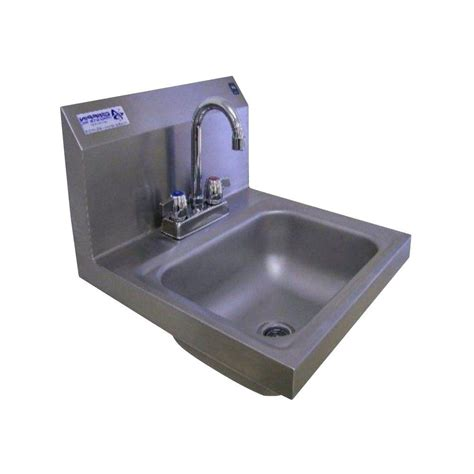 wall mounted basin sink griffin products h30 series wall mount stainless steel