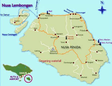 nusa penida island  easiest   reach