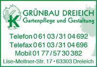 Garten Und Landschaftsbau Dreieich by Branchenadressverzeichnis Dreieich Garten Und Landschaftsbau