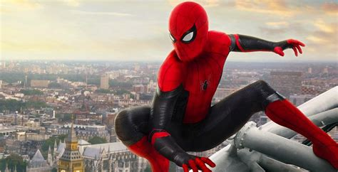 spider man kembali  marvel