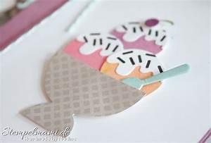 Espresso Mit Eis : geburtstagskarte eis eis baby basteln mit stampin up ~ Lizthompson.info Haus und Dekorationen