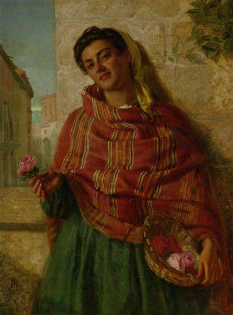 John Bagnold Burgess (18291897) (54 работ) » Картины