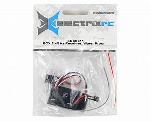 Ecx 2 4ghz Water Proof Receiver  Ecx9011