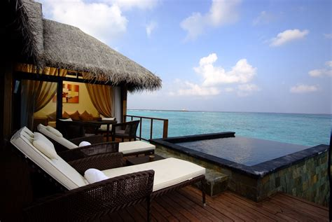 Beach House : Iruveli A Serene Beach House In Maldives