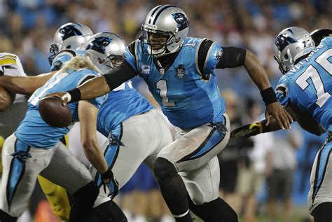Pittsburgh Steelers Vs Carolina Panthers Live Score And