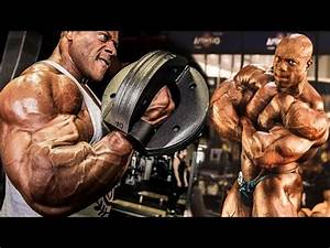 2017 Mr  Olympia  Watch Phil Heath U0026 39 S Back  U0026 Biceps Workout  U2013 Fitness Volt
