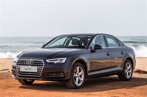 2017 Audi A4 Diesel Price, Specifications, Equipment