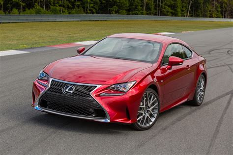 2017 Lexus Rc Review, Ratings, Specs, Prices, And Photos