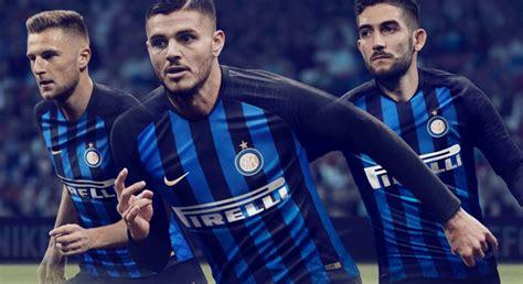 Novas camisas da Inter de Milão 2018-2019 Nike   Mantos do ...