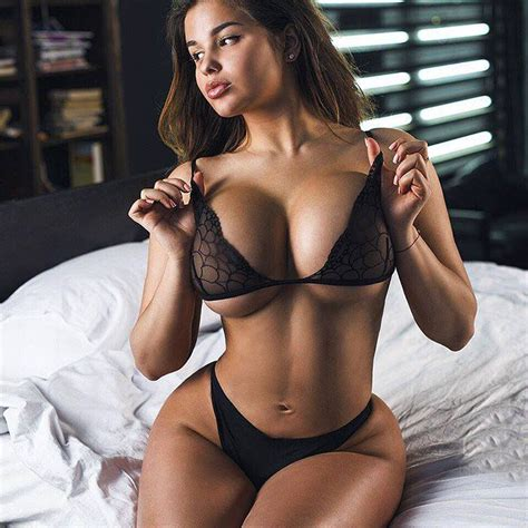 Anastasiya Kvitko Big Boobs Photos